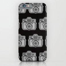 I Still Shoot Film Holga Logo - Black Slim Case iPhone 6s