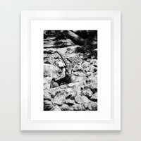 Kozorog Framed Art Print
