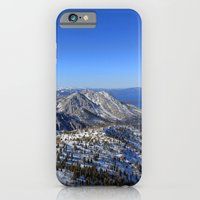 iPhone & iPod Case featuring Maggies Peak by Chris Root