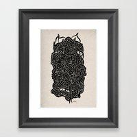 - Nudity - Framed Art Print
