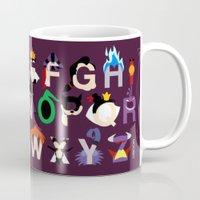 Evil-phabet Mug