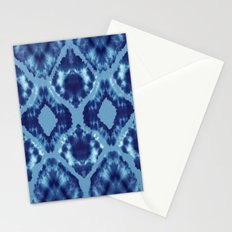 Applique Tie-Dye Stationery Cards