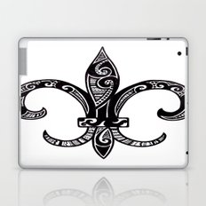Fleur Di Lis  Laptop & iPad Skin