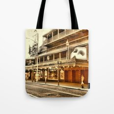 Give My Regards To Broadway Tote Bag