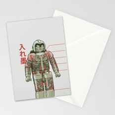Bad Assimo Stationery Cards