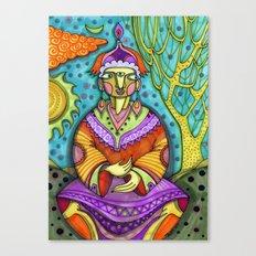कृष्ण Canvas Print