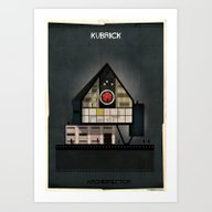 Art Print featuring 05_ARCHIDIRECTOR_Stanley… by Federico Babina