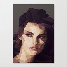 Linda Canvas Print