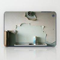 Lost Mirror iPad Case