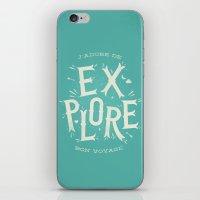J'adore de Explore iPhone & iPod Skin