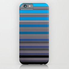 Blue Window Slim Case iPhone 6s