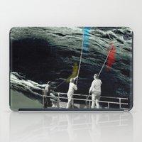 atmosphere 47 · watercolor iPad Case