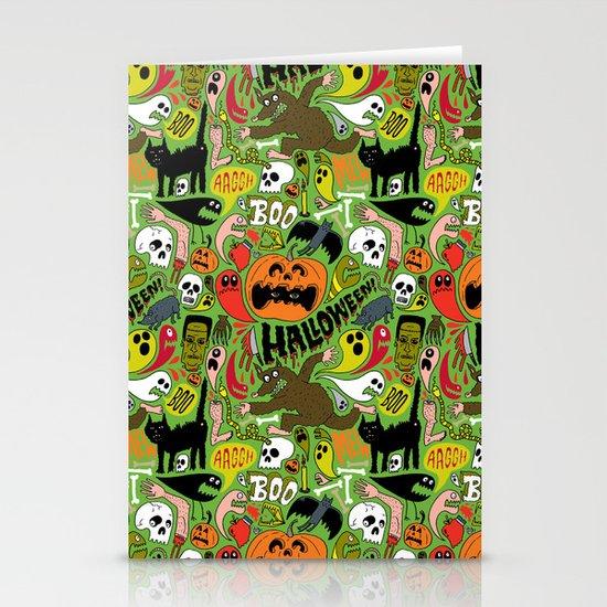Happy Halloween! Stationery Card