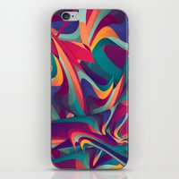 Wrong Past iPhone & iPod Skin