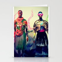 Mannequins at The Brandery Stationery Cards