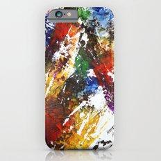 Artistic accidental print iPhone 6 Slim Case