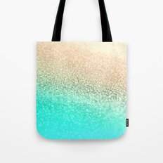 GOLD AQUA Tote Bag