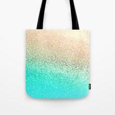 GOLD AQUA Tote Bag