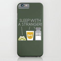 Sublimeinal Message iPhone 6 Slim Case