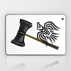 Thor Viking War Hammer Laptop & iPad Skin