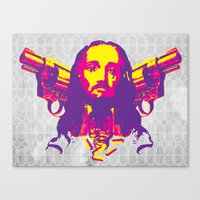 Speed Demon Canvas Print
