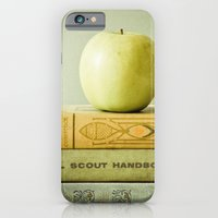 apple iPhone & iPod Cases featuring Apple by Olivia Joy StClaire