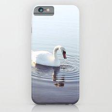 the beautiful swan Slim Case iPhone 6s