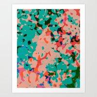Cammo 1 Art Print