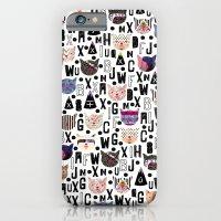 C.C. iv vi iPhone 6 Slim Case