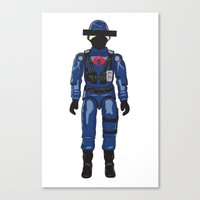 Anonymous Disposables #2 Canvas Print