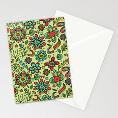 Flower Power. Stationery Cards