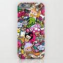 Supercombo #2 iPhone & iPod Case