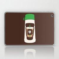 The Coffee Stacker Laptop & iPad Skin