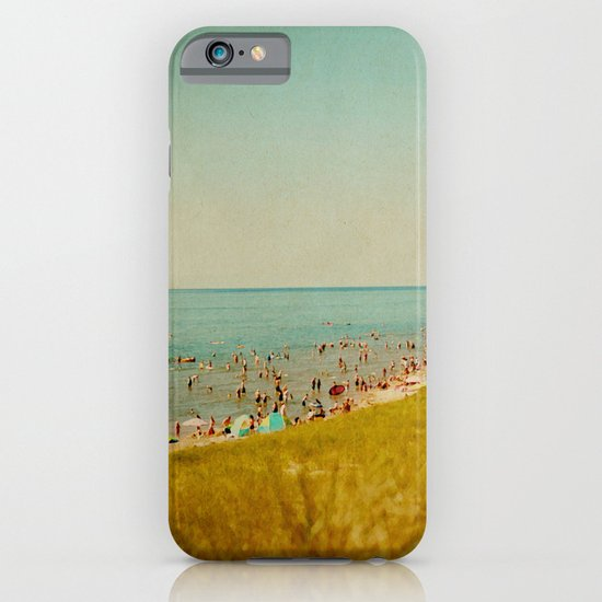 The Last Days of Summer iPhone & iPod Case