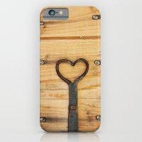 Love Is All Around Us iPhone 6 Slim Case