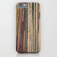 Records Slim Case iPhone 6s
