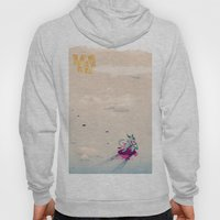 The Boy Who Carried The … Hoody