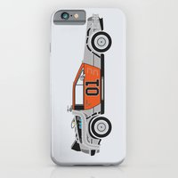 iPhone & iPod Case featuring Back to the Body Shop by Brandon Ortwein