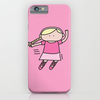 iPhone & iPod Case featuring Ballet by oekie