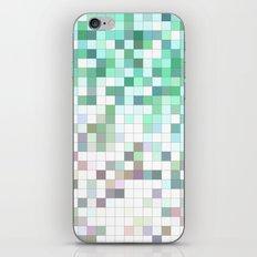 Light bathroom mosaic iPhone & iPod Skin
