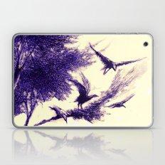 gecenin kanatları Laptop & iPad Skin
