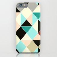 Harlequin Tile iPhone 6 Slim Case