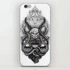 Octopus Mandala iPhone & iPod Skin