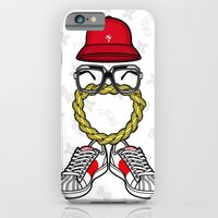 iPhone & iPod Case featuring The Classic (RED) by Freehand profit