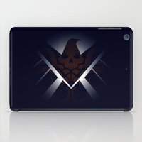 Hidden HYDRA – S.H.I.E.L.D. Logo Sans Wording iPad Case