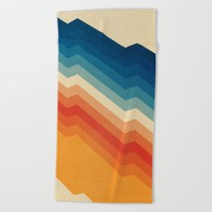 Barricade Beach Towel