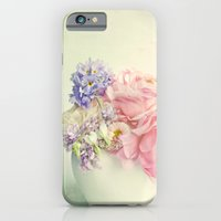 tiny spring bouquet iPhone 6 Slim Case