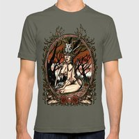 The Huntress Mens Fitted Tee Lieutenant SMALL