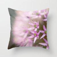 Springtime Throw Pillow