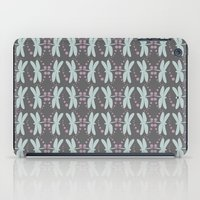 dragonfly pattern 5 iPad Case